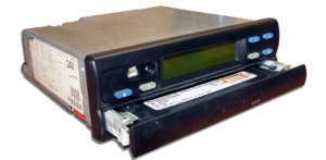 naprawa tachografu cyfrowego